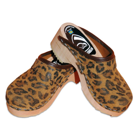 Barnetresko Classic Leopard