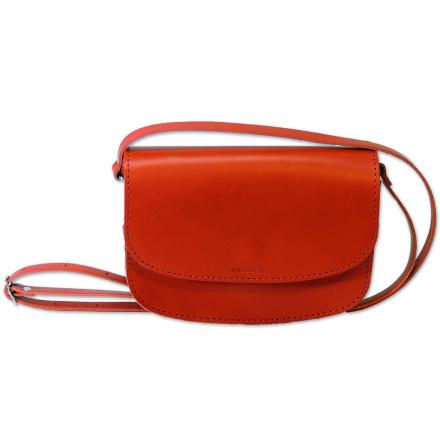 Liten Skulderpose rød